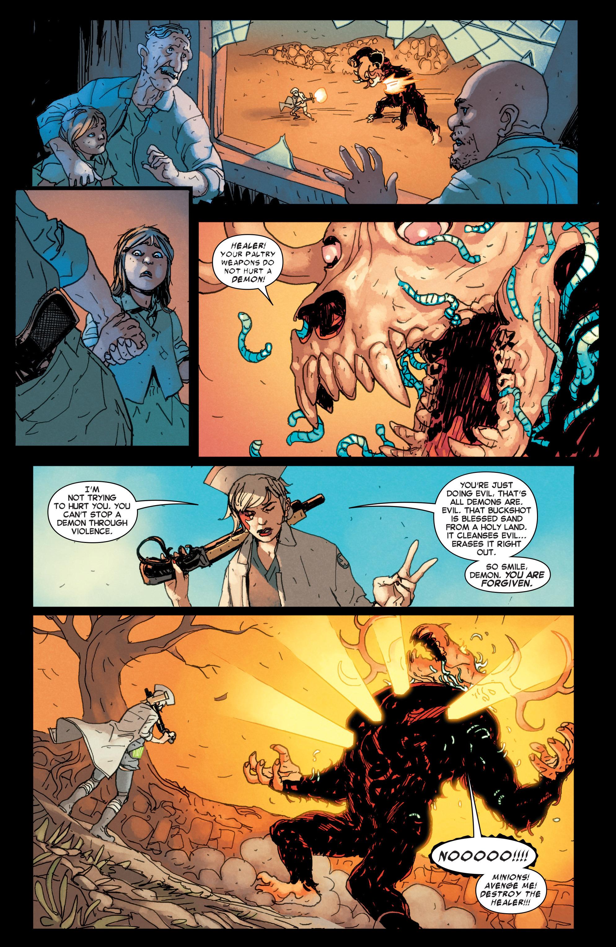 Read online Secret Wars Journal/Battleworld comic -  Issue # TPB - 73