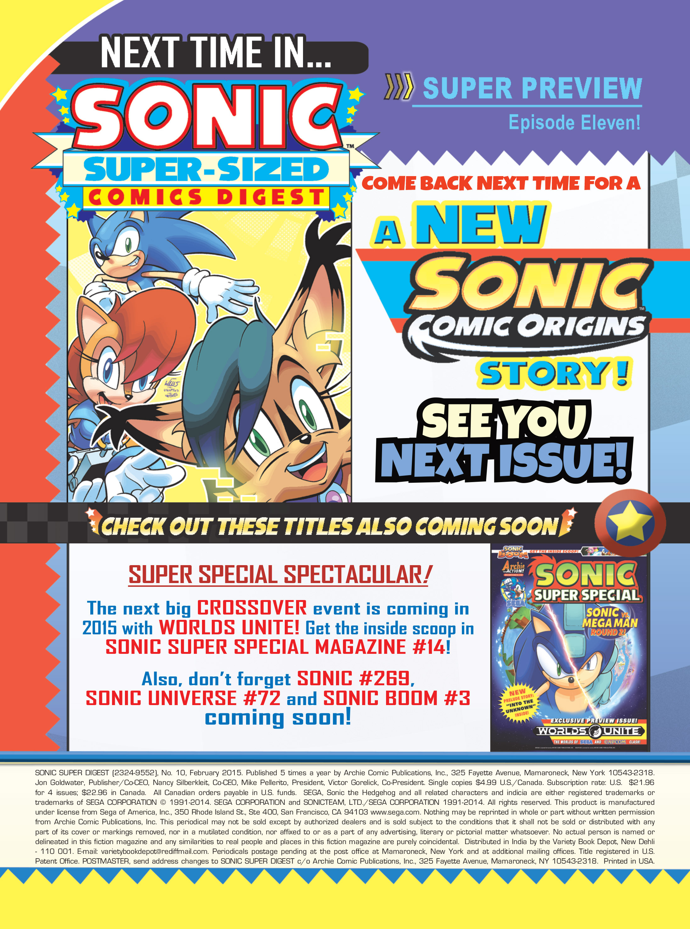 Read online Sonic Super Digest comic -  Issue #10 - 117