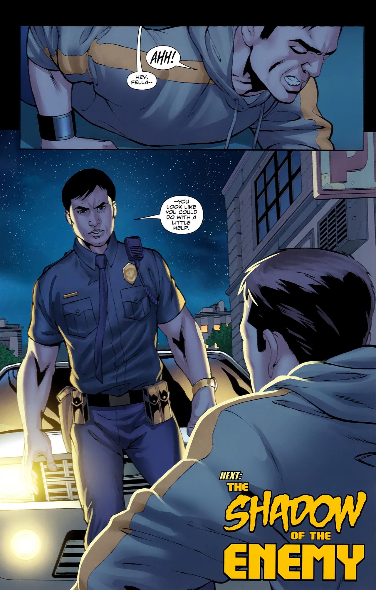 Read online Soldier Zero comic -  Issue #2 - 25