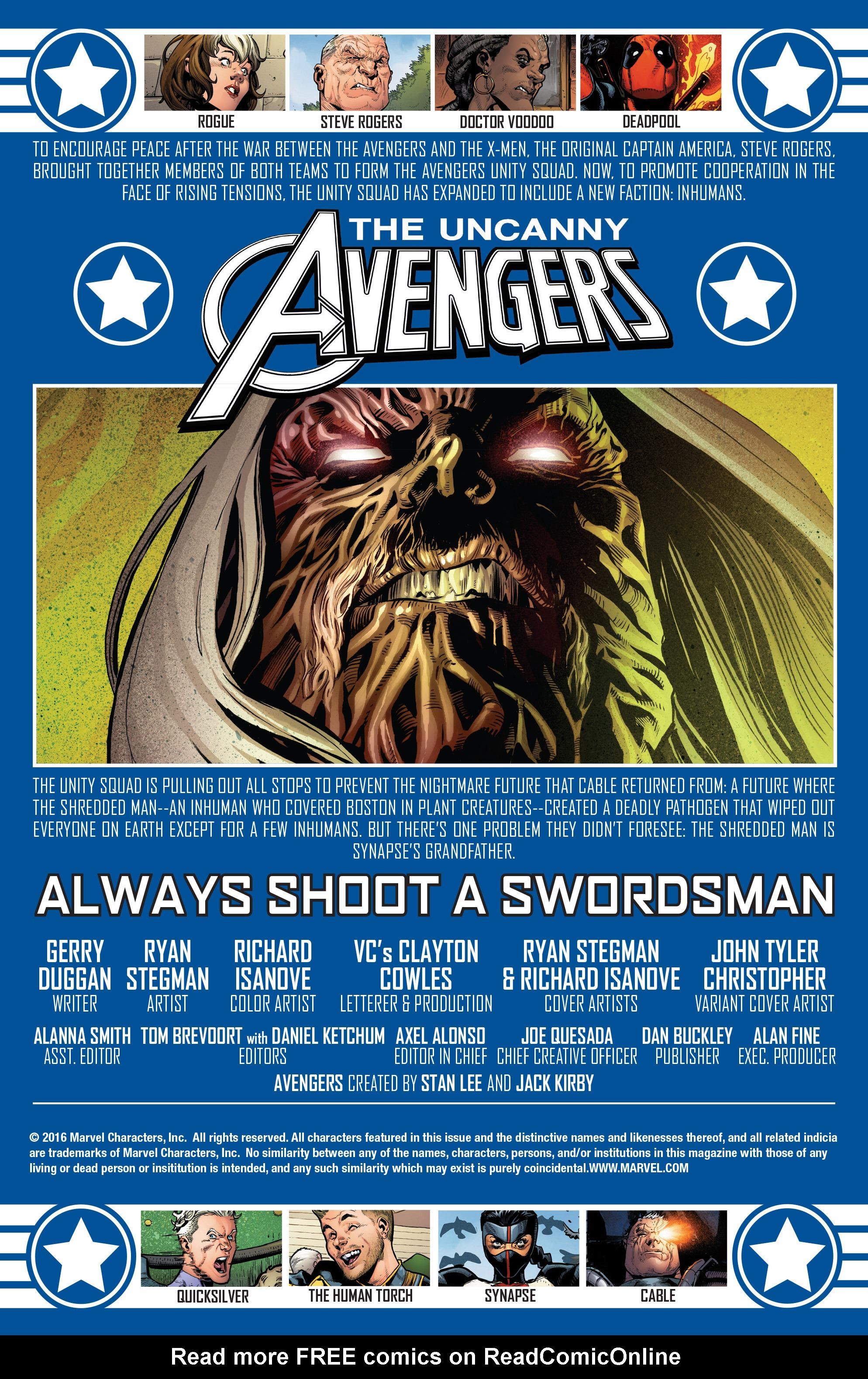 Read online Uncanny Avengers [II] comic -  Issue #4 - 2