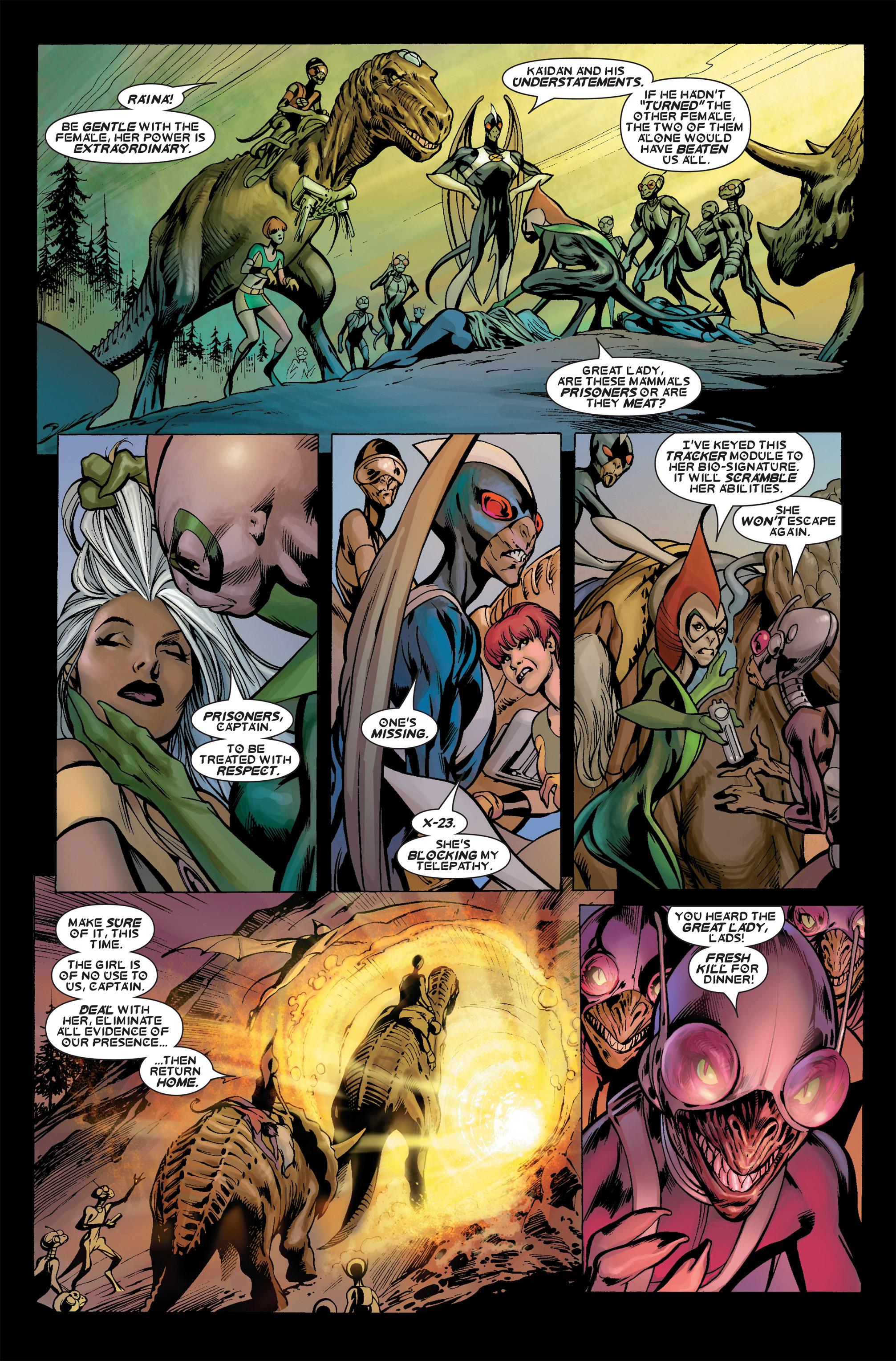 Read online Uncanny X-Men (1963) comic -  Issue #456 - 19