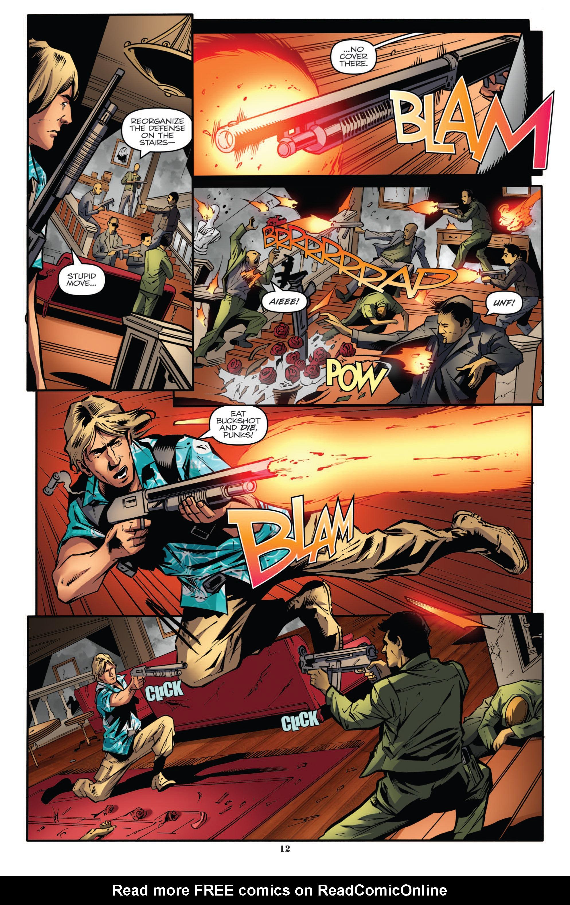G.I. Joe: A Real American Hero 191 Page 13