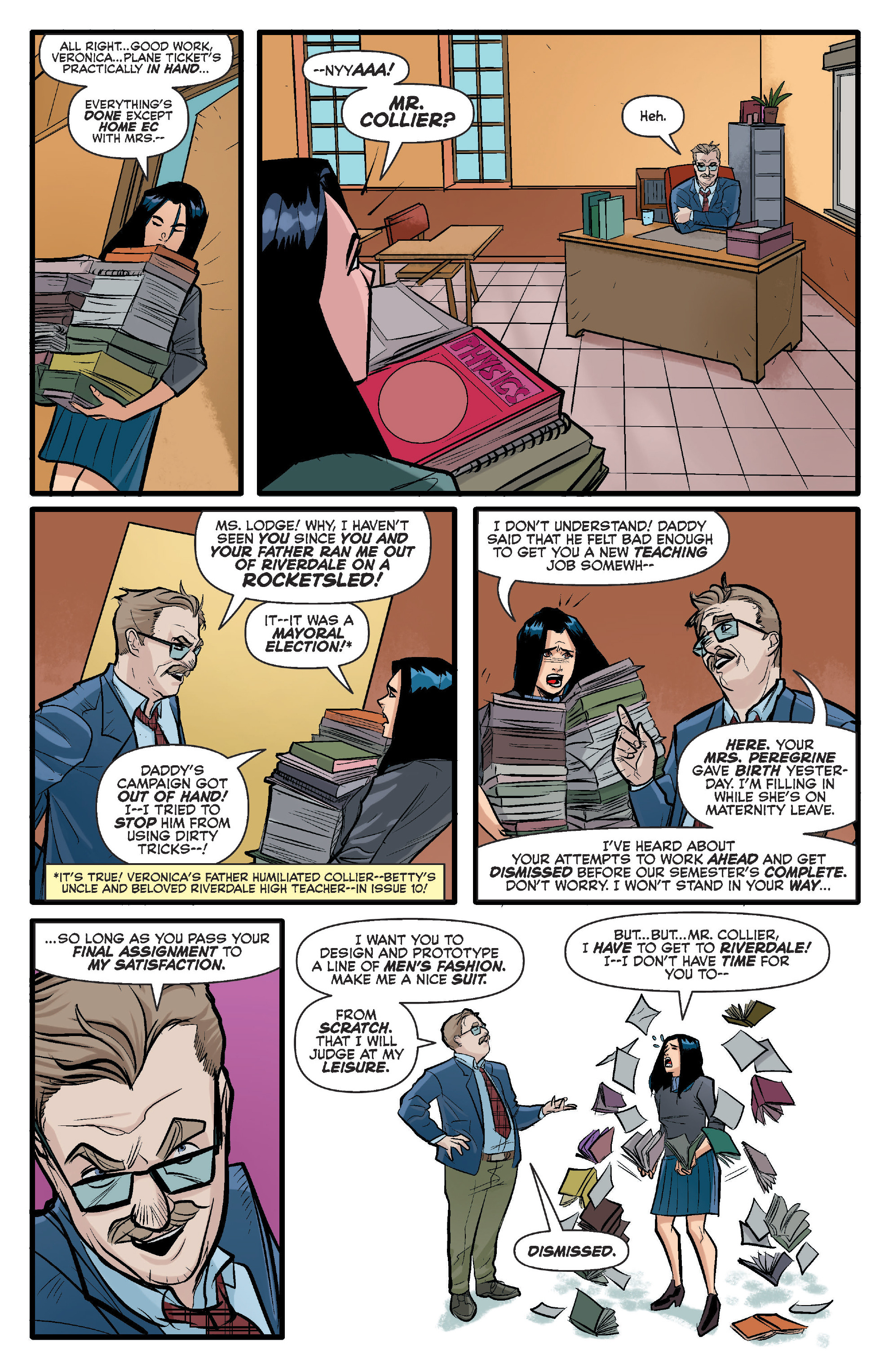 Read online Archie (2015) comic -  Issue #17 - 10