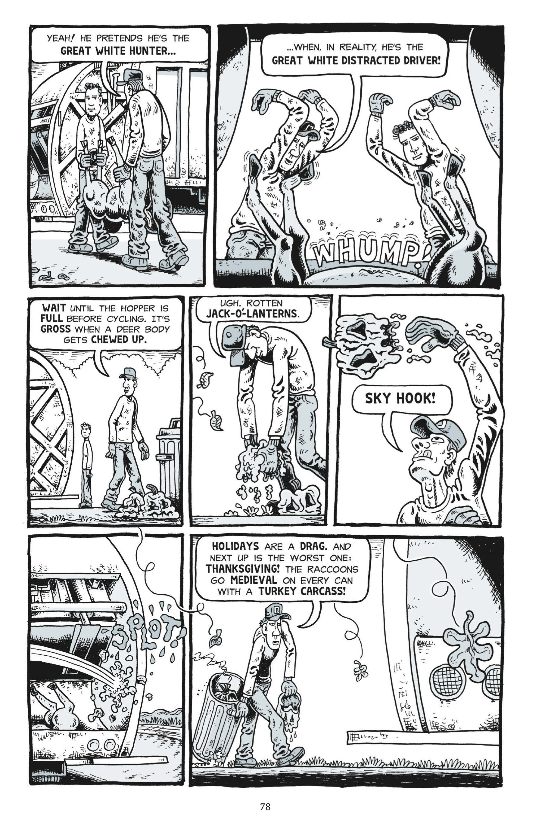 Read online Trashed comic -  Issue # Full - 77