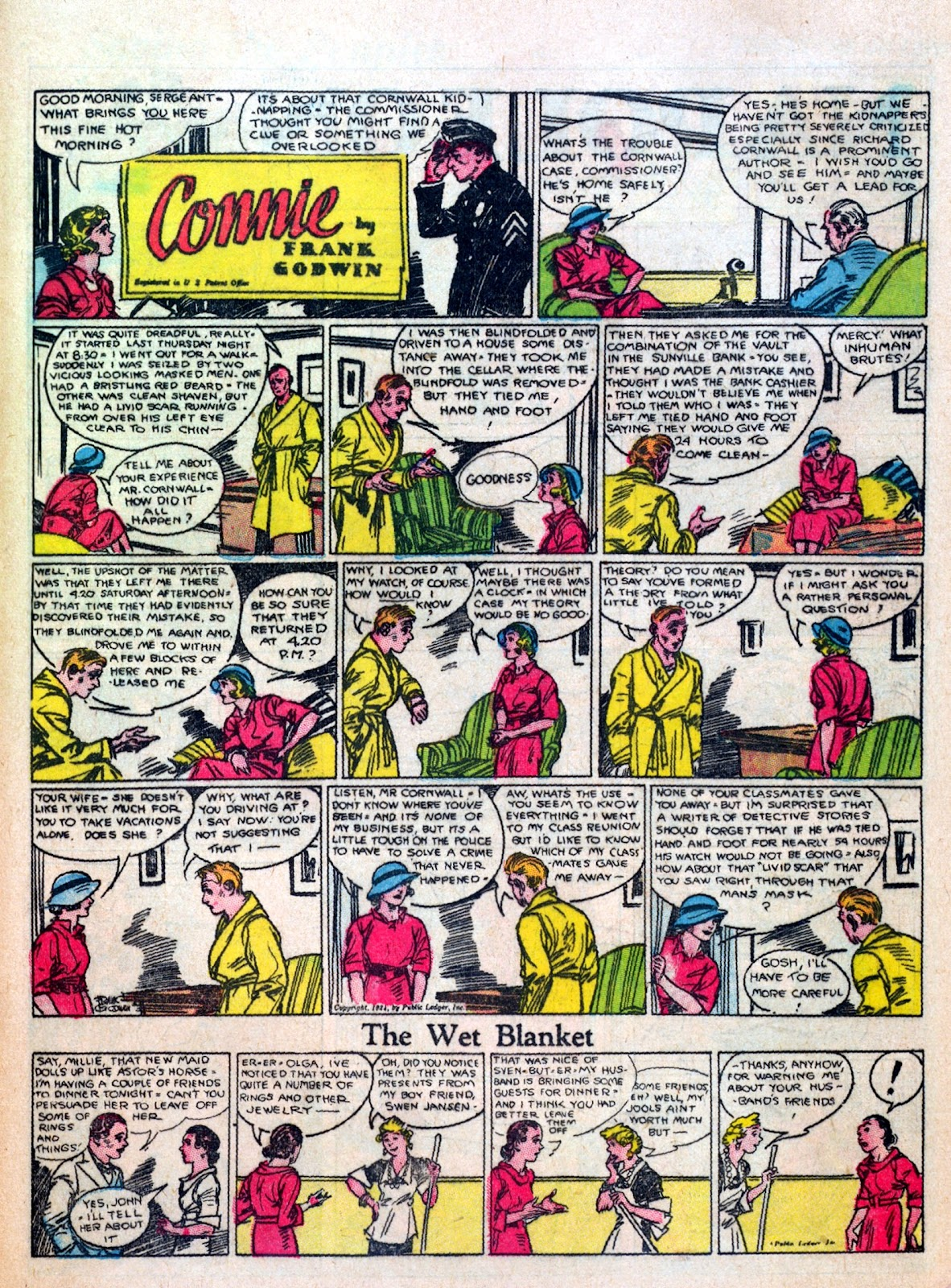 Read online Famous Funnies comic -  Issue #8 - 55