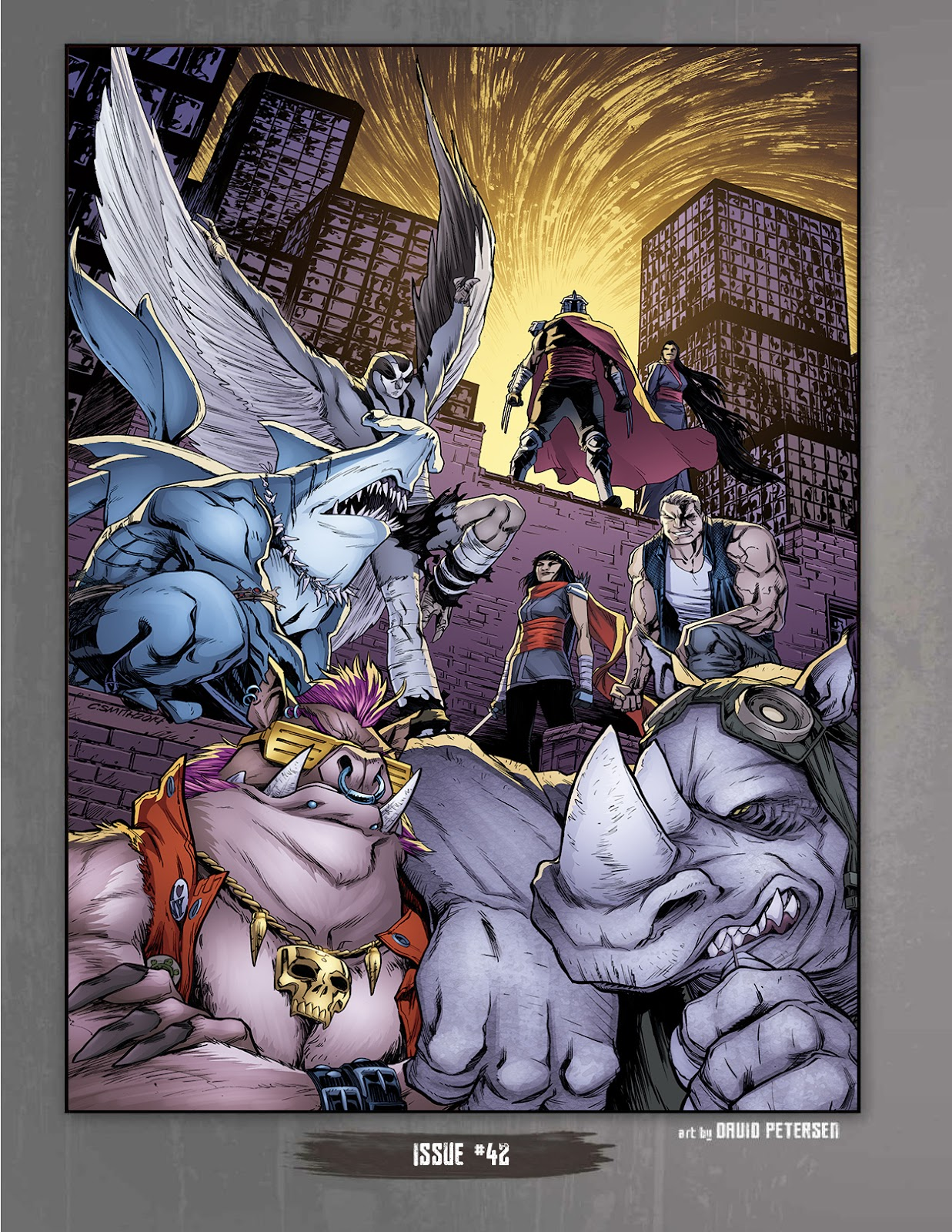 Read online Teenage Mutant Ninja Turtles: The IDW Collection comic -  Issue # TPB 5 (Part 3) - 86