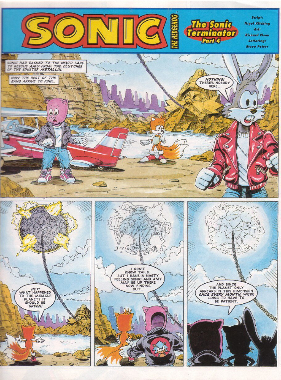 Read online Sonic the Comic comic -  Issue #27 - 3