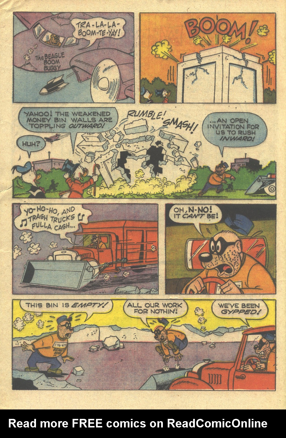 Read online Uncle Scrooge (1953) comic -  Issue #76 - 4