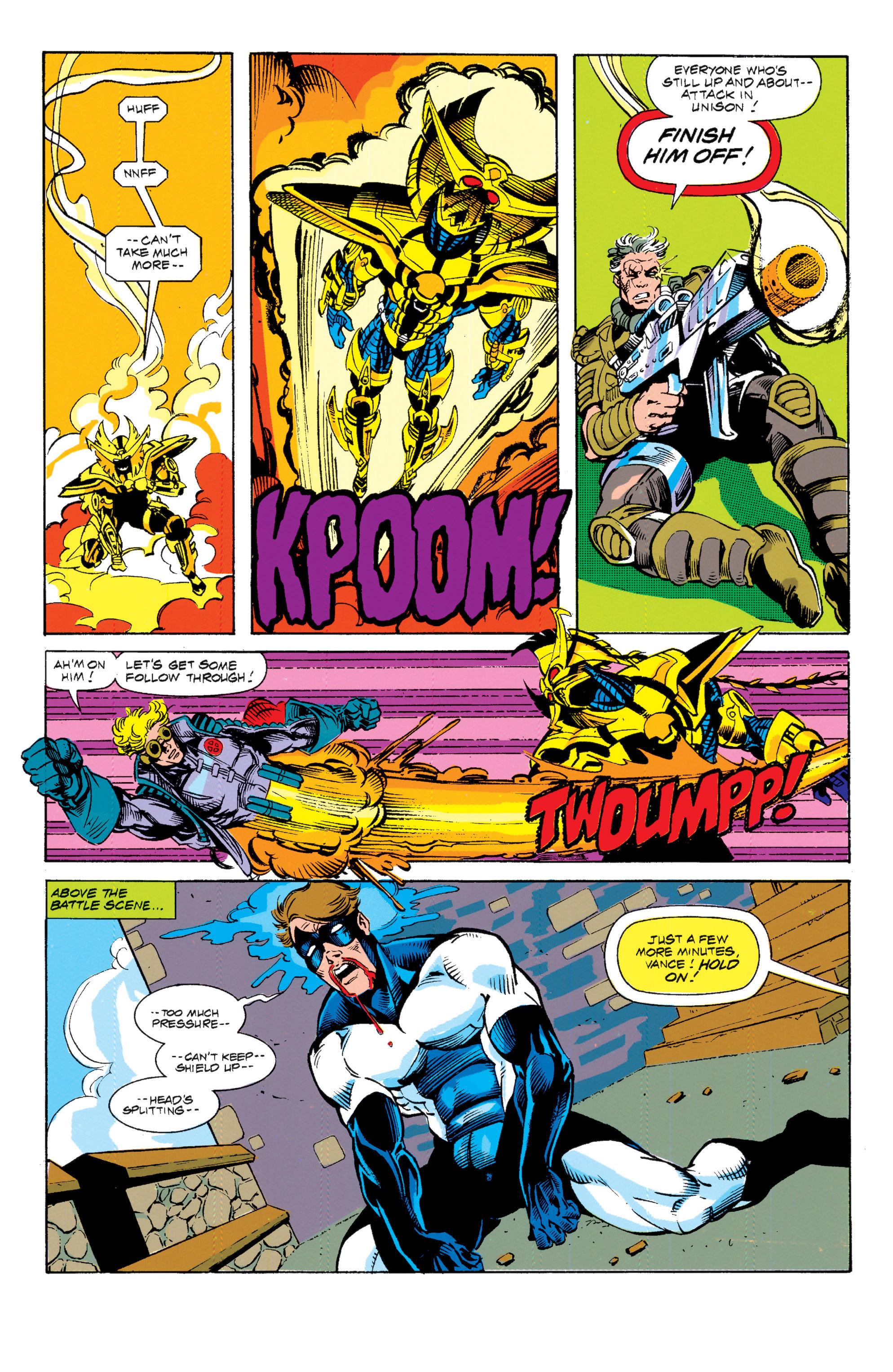 Read online Uncanny X-Men (1963) comic -  Issue # _Annual 15 - 30
