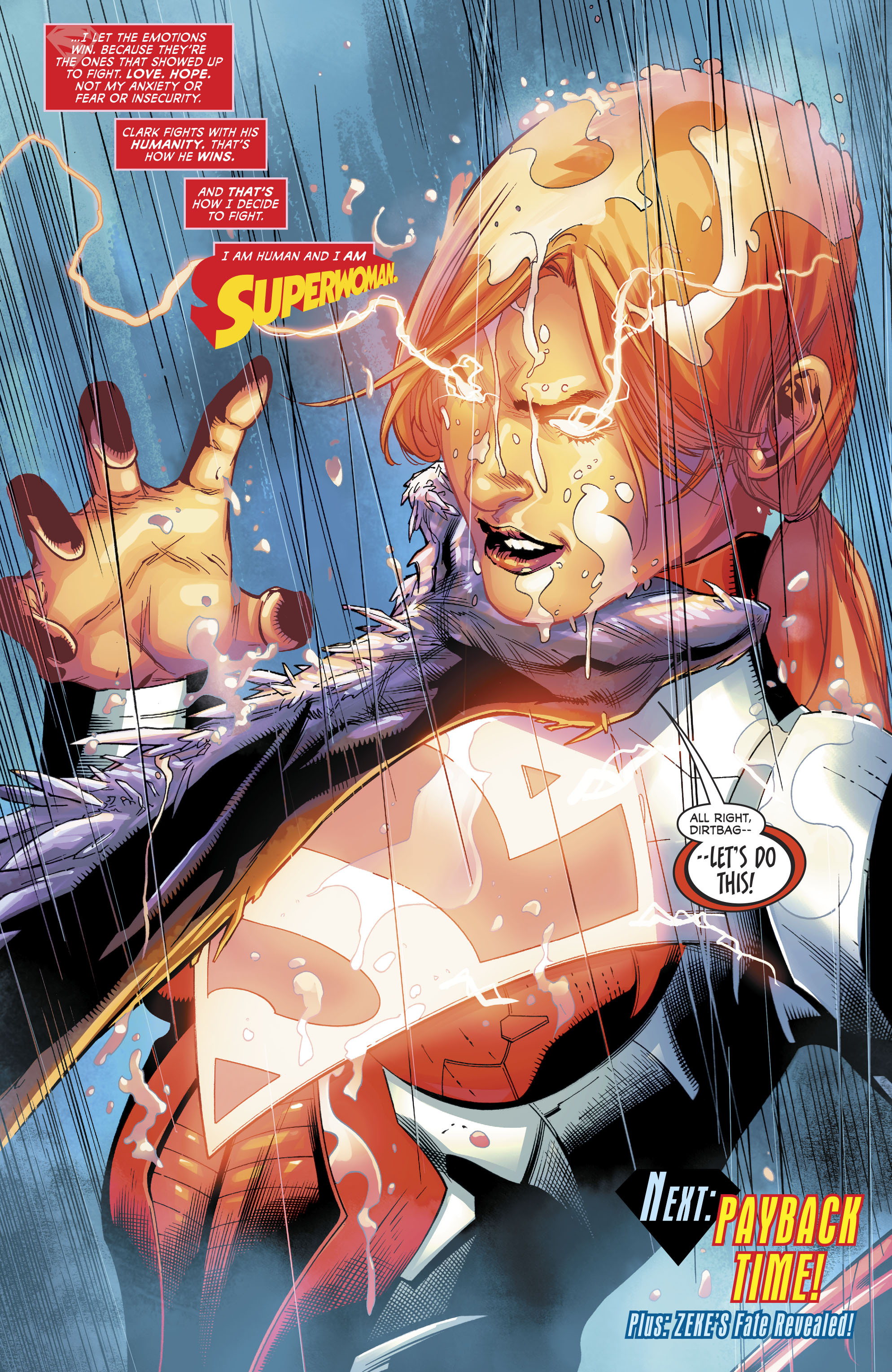 Read online Superwoman comic -  Issue #10 - 22