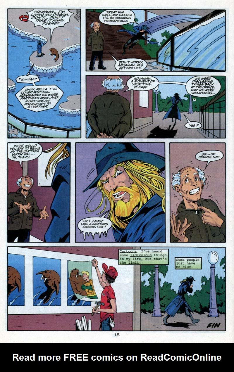 Read online Aquaman (1994) comic -  Issue #Aquaman (1994) _Annual 3 - 19