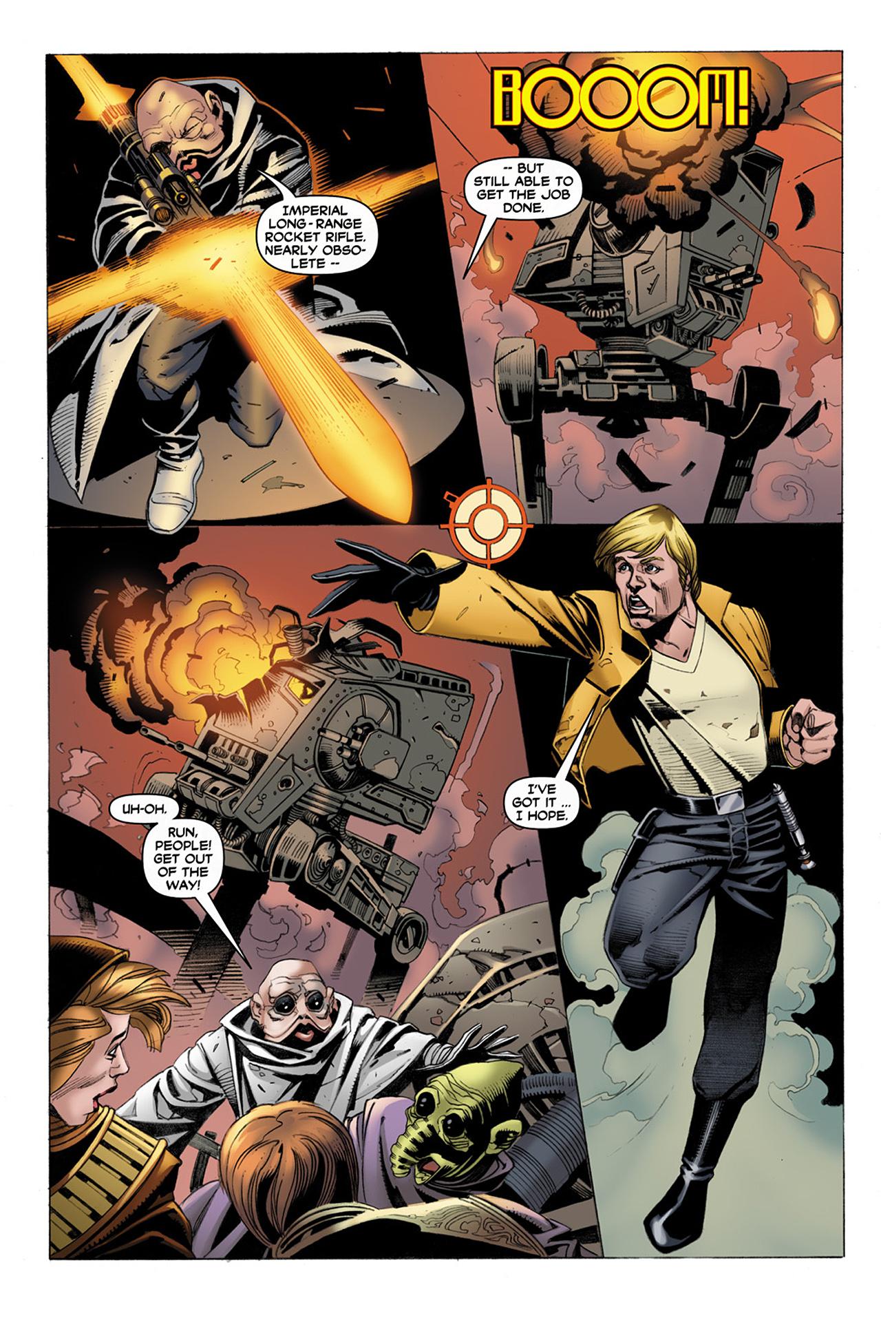 Read online Star Wars Omnibus comic -  Issue # Vol. 1 - 32
