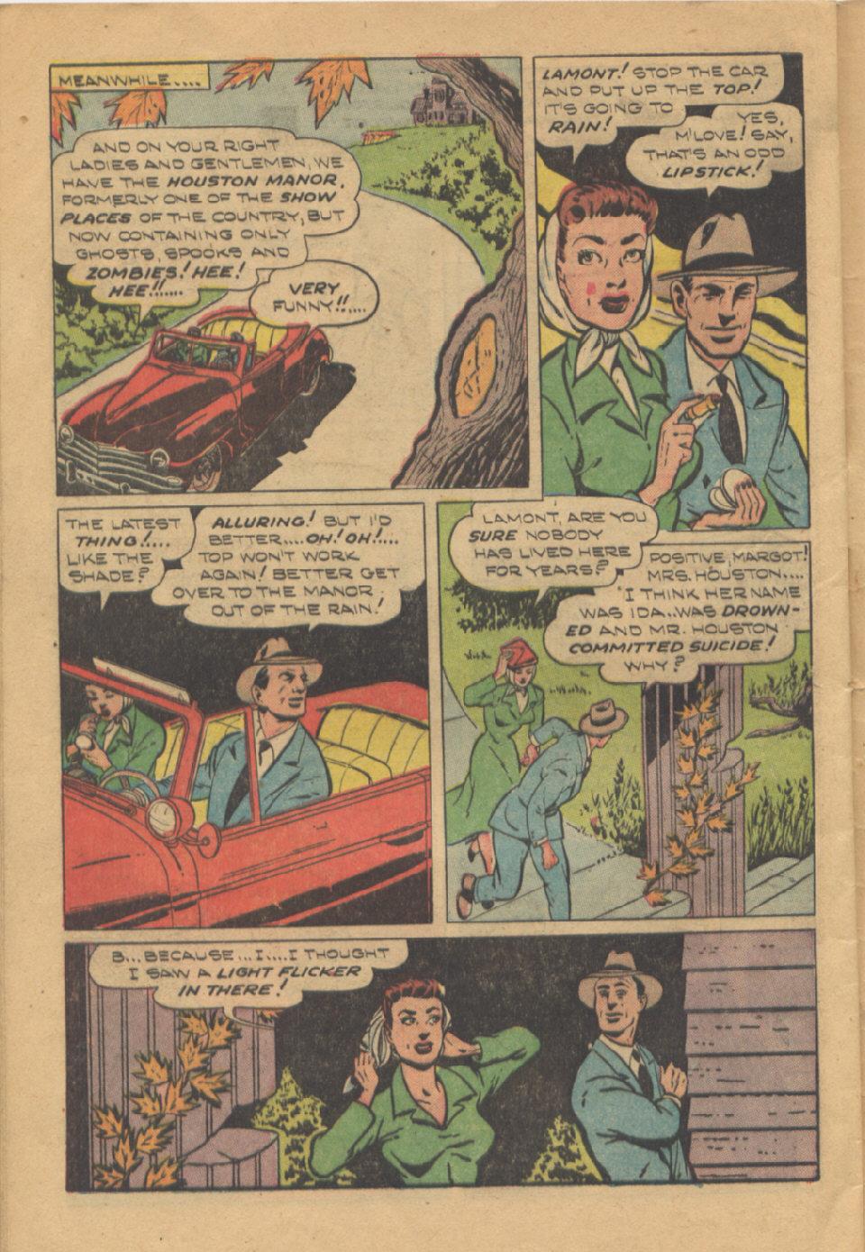 Read online Shadow Comics comic -  Issue #95 - 44