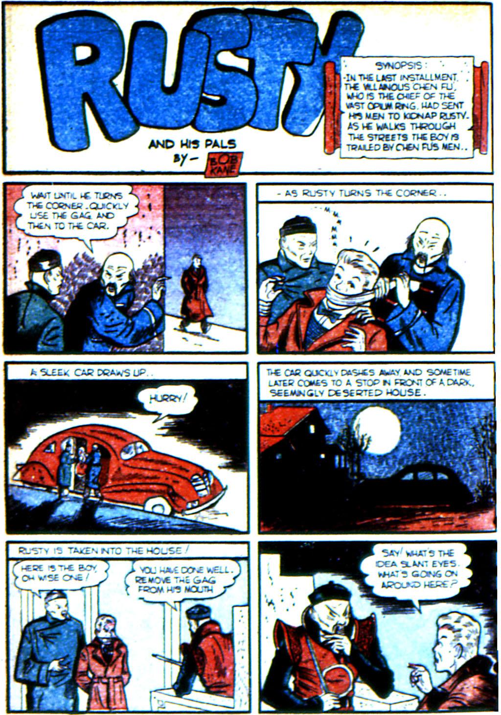 Read online Adventure Comics (1938) comic -  Issue #42 - 56