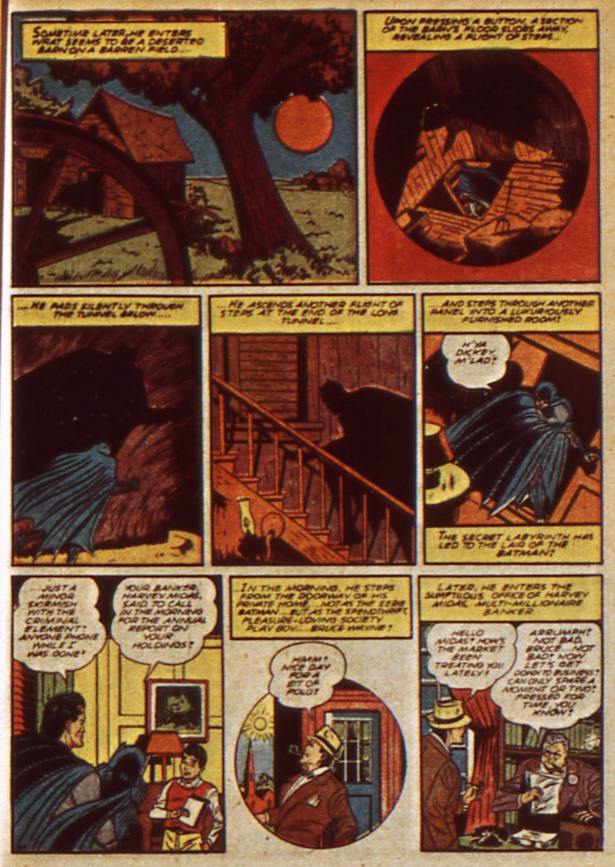 Read online Detective Comics (1937) comic -  Issue #47 - 5