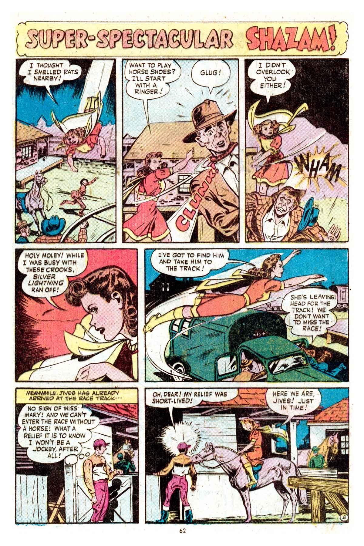 Read online Shazam! (1973) comic -  Issue #17 - 62