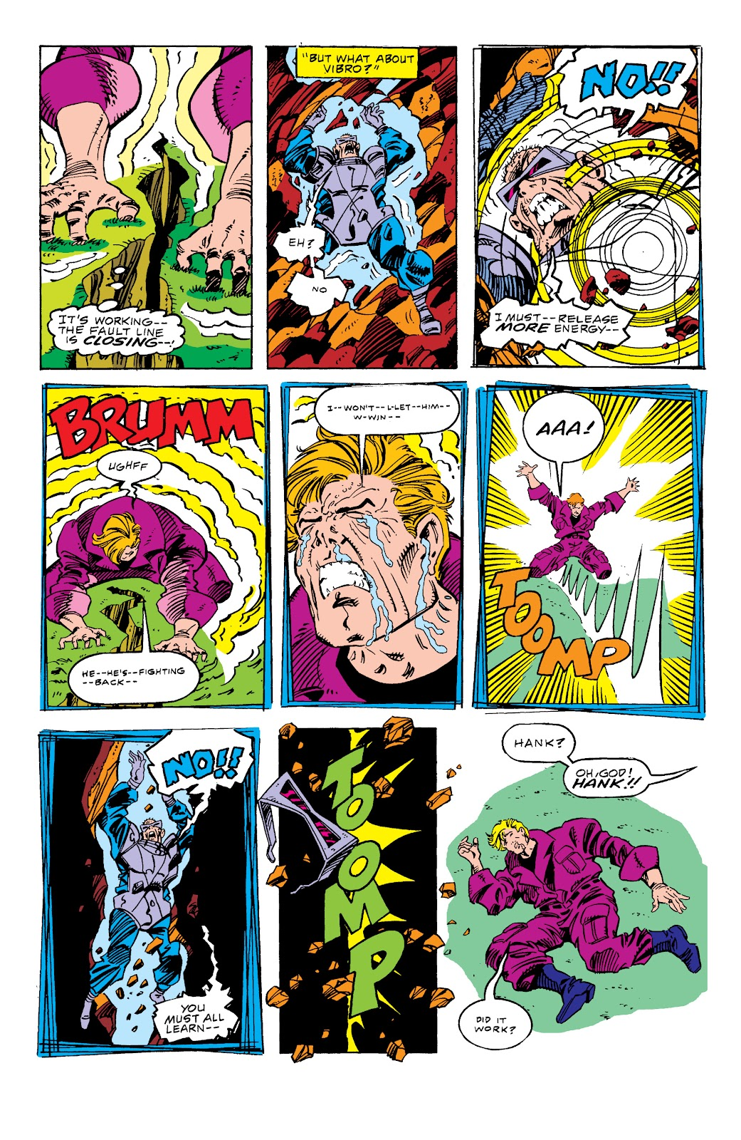 Avengers West Coast (1989) issue 58 - Page 22