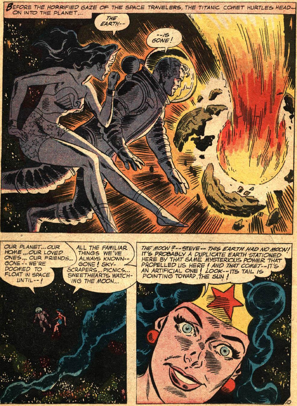 Read online Wonder Woman (1942) comic -  Issue #99 - 12