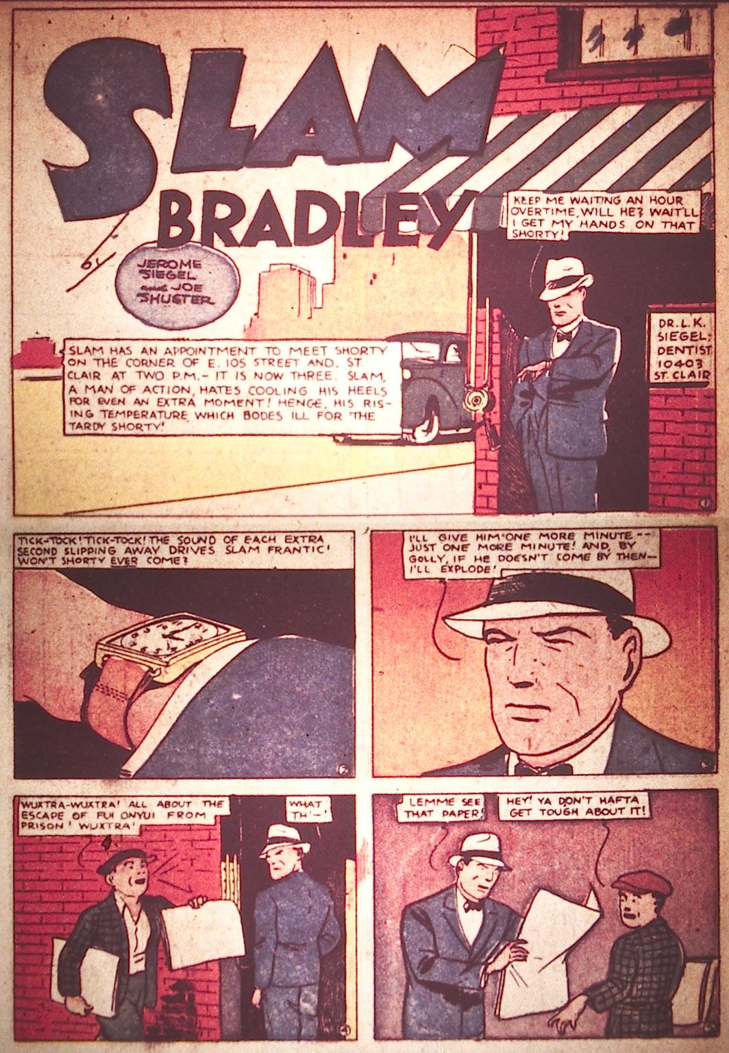 Detective Comics (1937) 22 Page 2