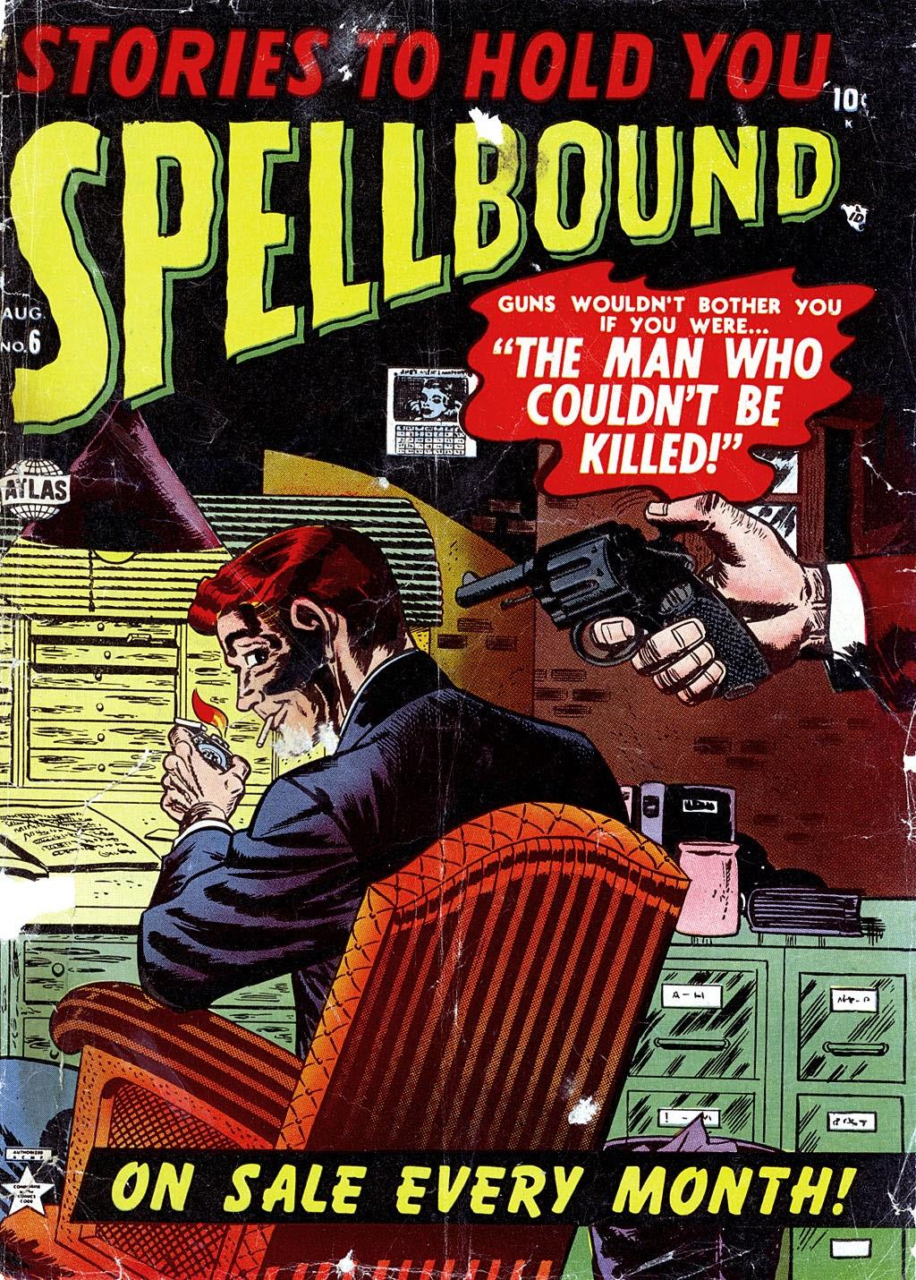 Spellbound (1952) issue 6 - Page 1