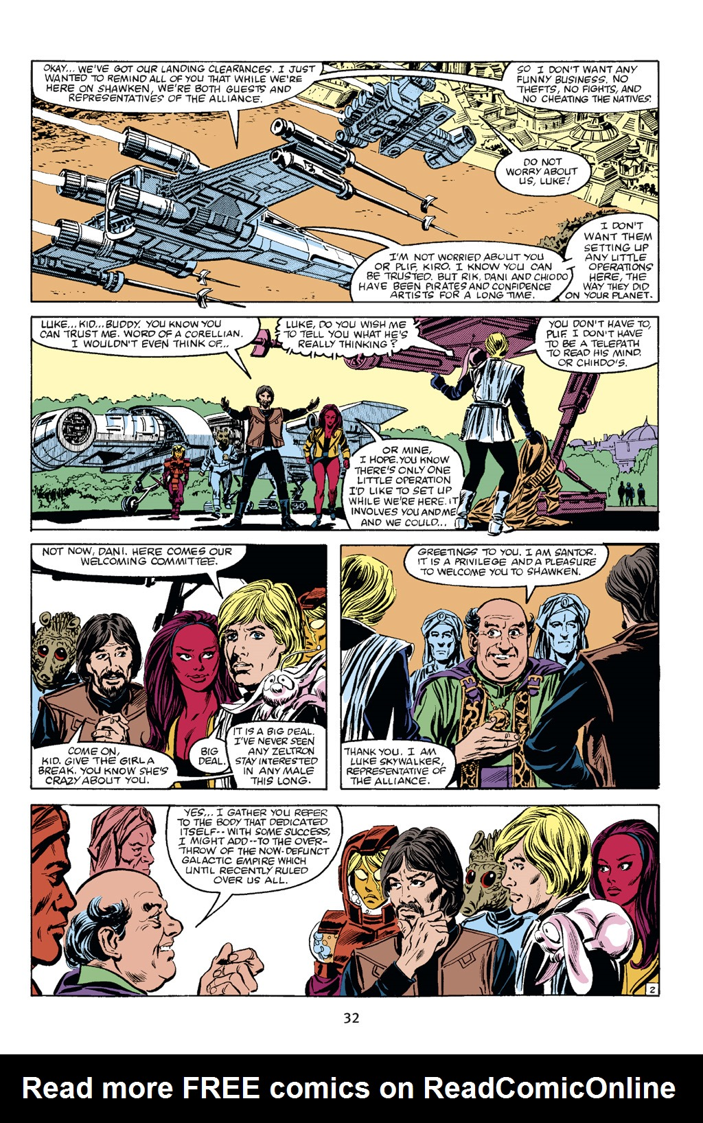 Read online Star Wars Omnibus comic -  Issue # Vol. 21 - 30