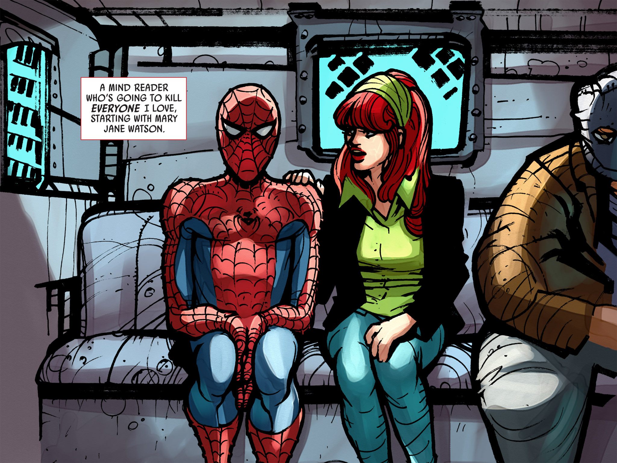 Read online Amazing Spider-Man: Who Am I? comic -  Issue # Full (Part 2) - 97