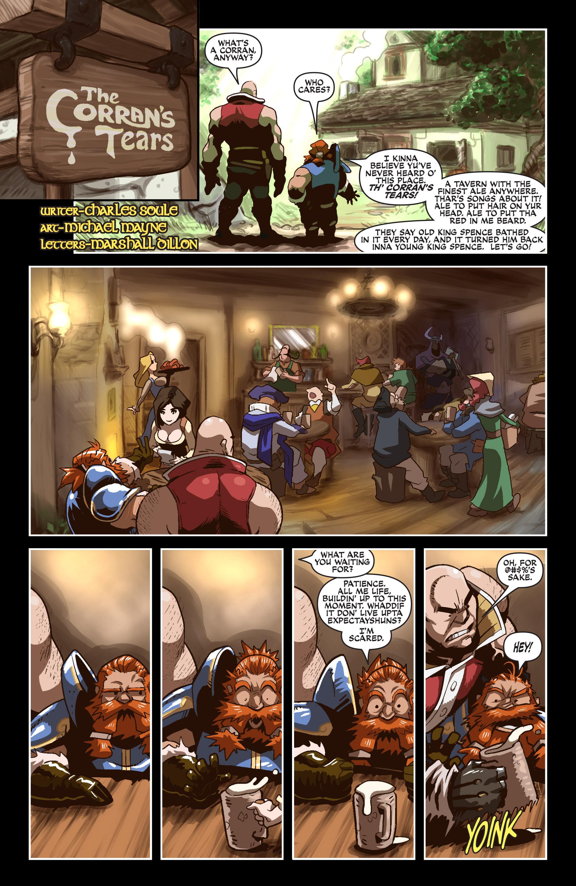 Read online Skullkickers comic -  Issue #18 - 17