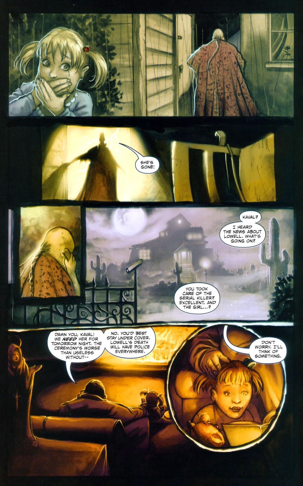Read online Evil Ernie in Santa Fe comic -  Issue #2 - 12