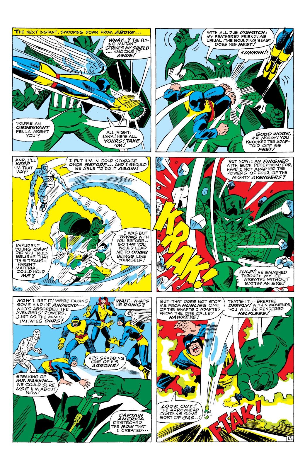 Uncanny X-Men (1963) issue 29 - Page 14