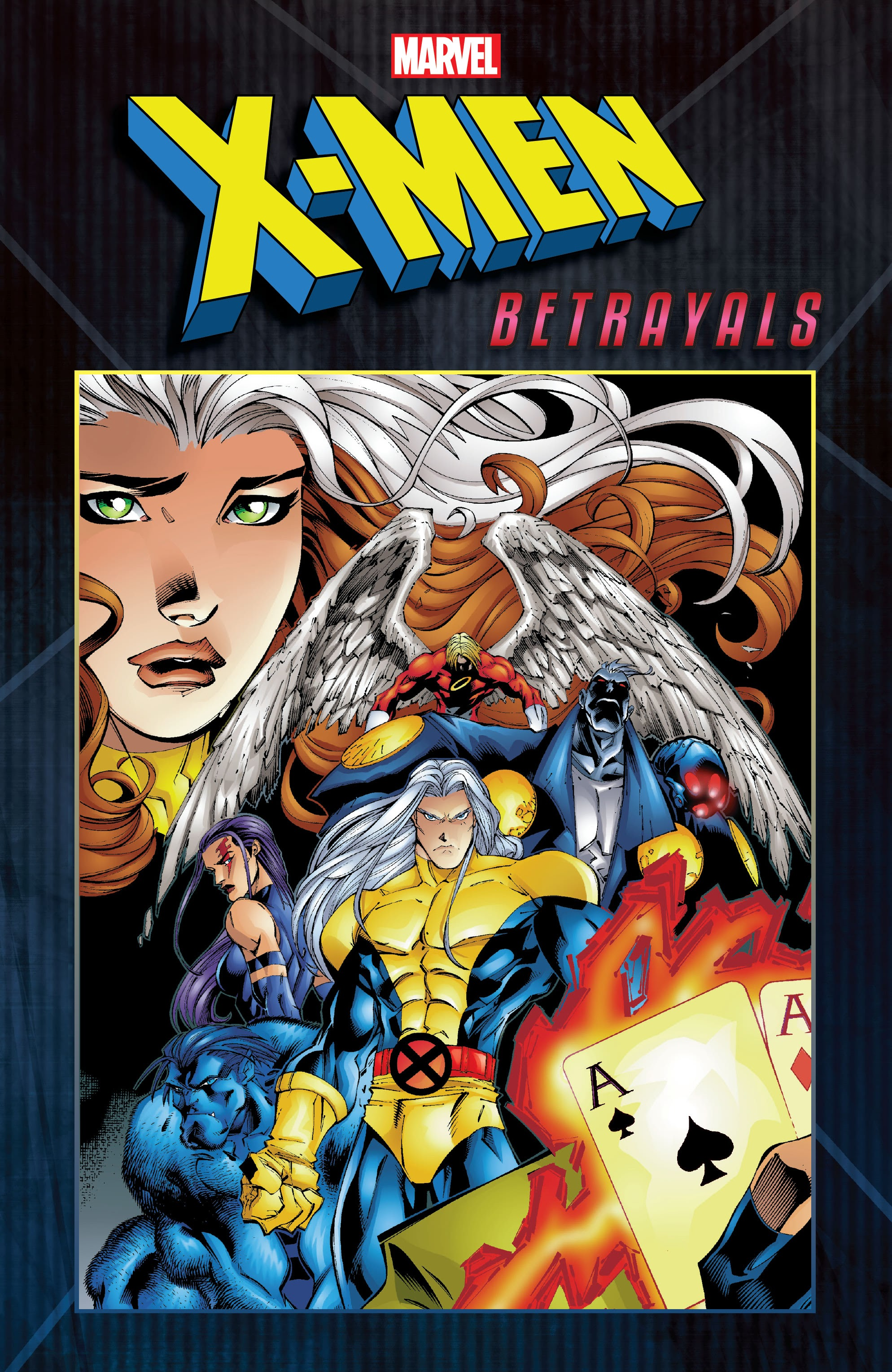 X-Men: Betrayals issue TPB - Page 1