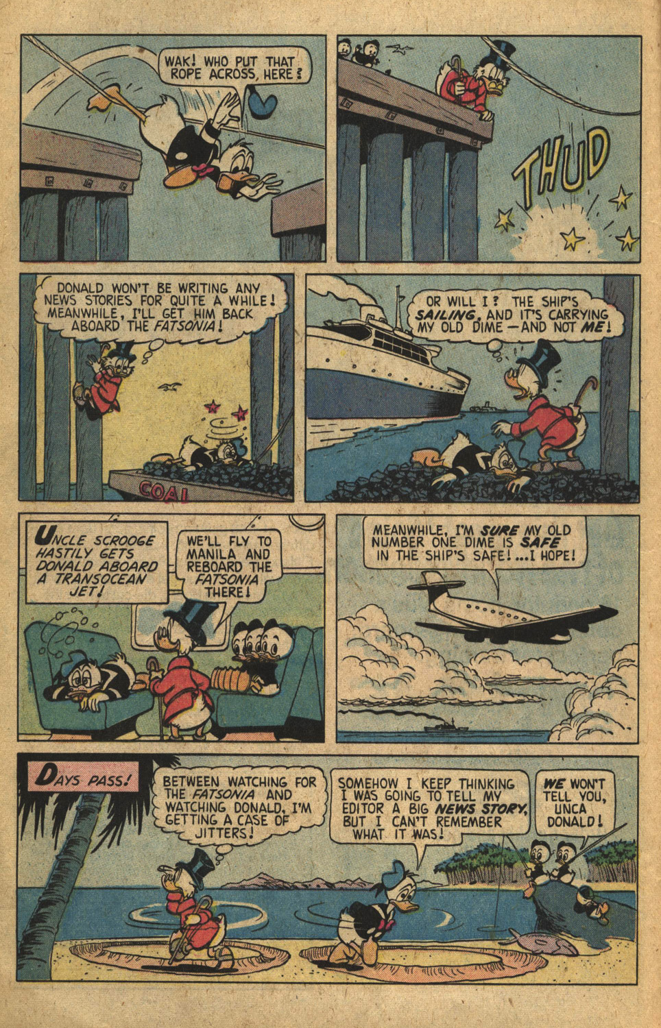 Read online Uncle Scrooge (1953) comic -  Issue #149 - 8