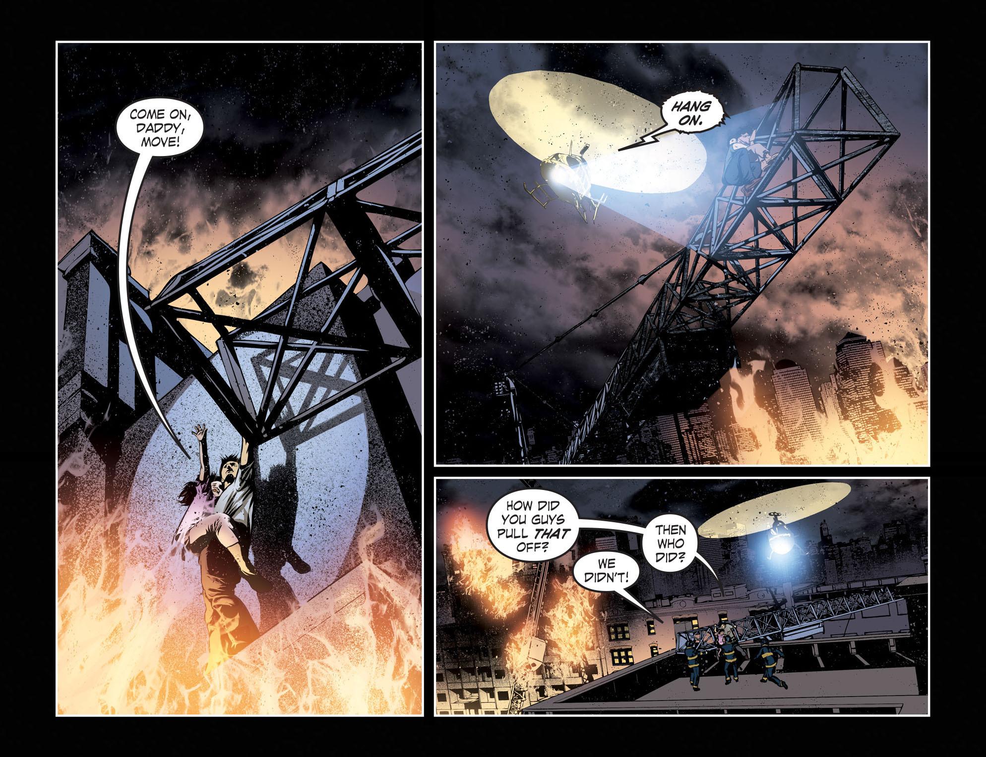 Read online Smallville: Season 11 comic -  Issue #55 - 19