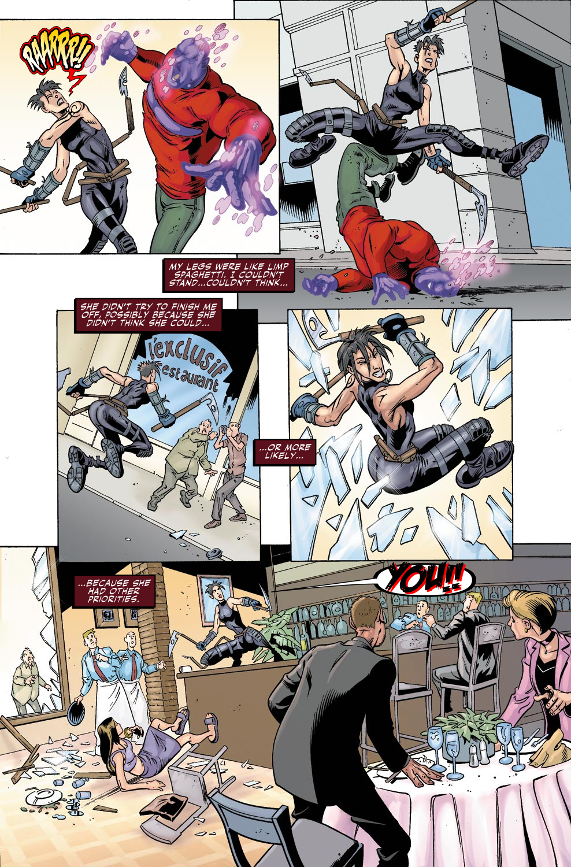 Read online Wonder Man (2007) comic -  Issue #1 - 16