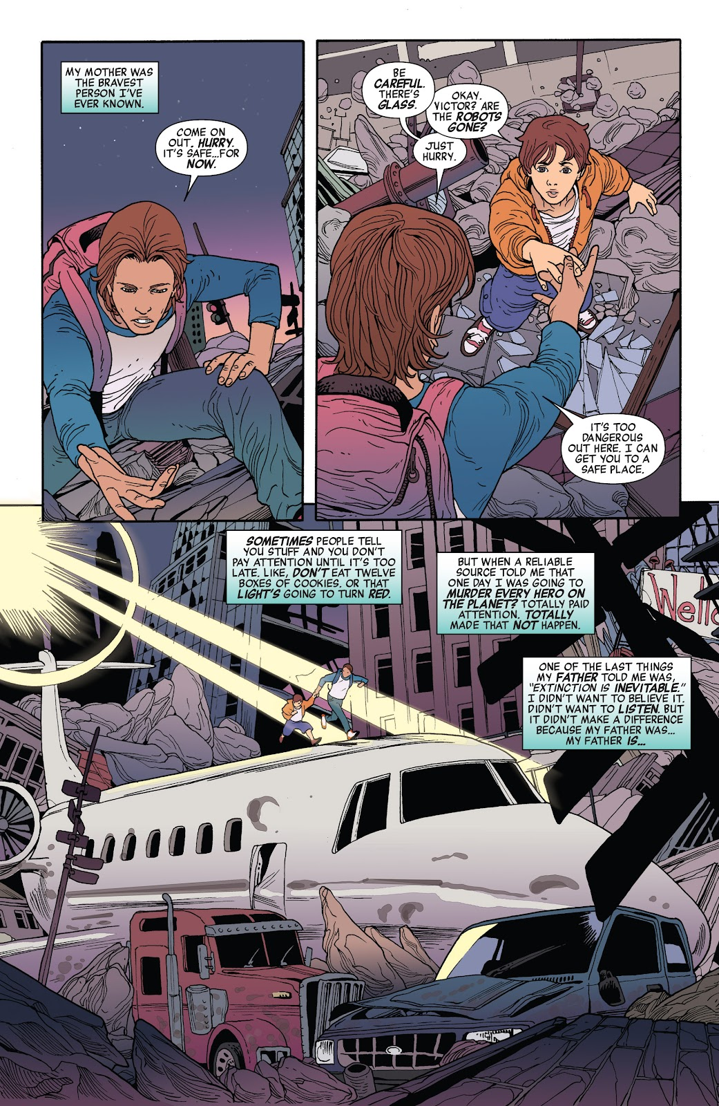 Read online Age of Ultron Companion comic -  Issue # TPB (Part 1) - 96