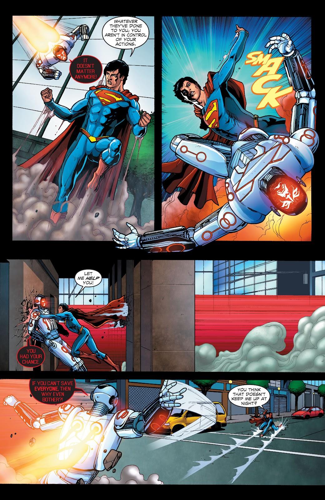 Read online Smallville Season 11 [II] comic -  Issue # TPB 1 - 114