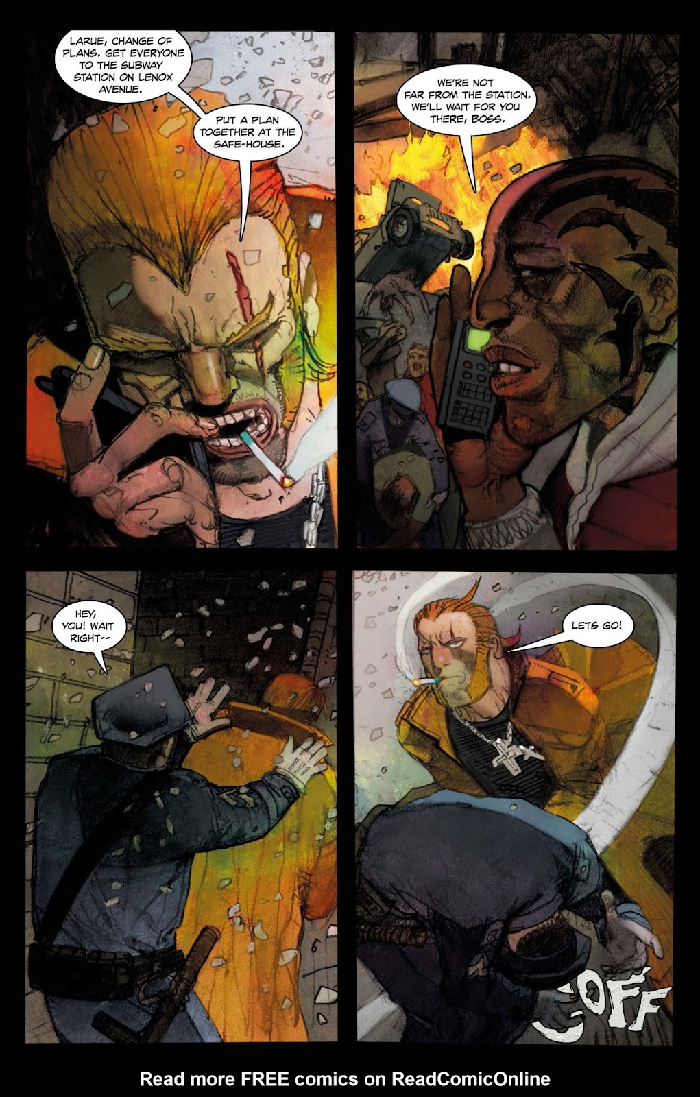 13 Coins issue TPB - Page 126