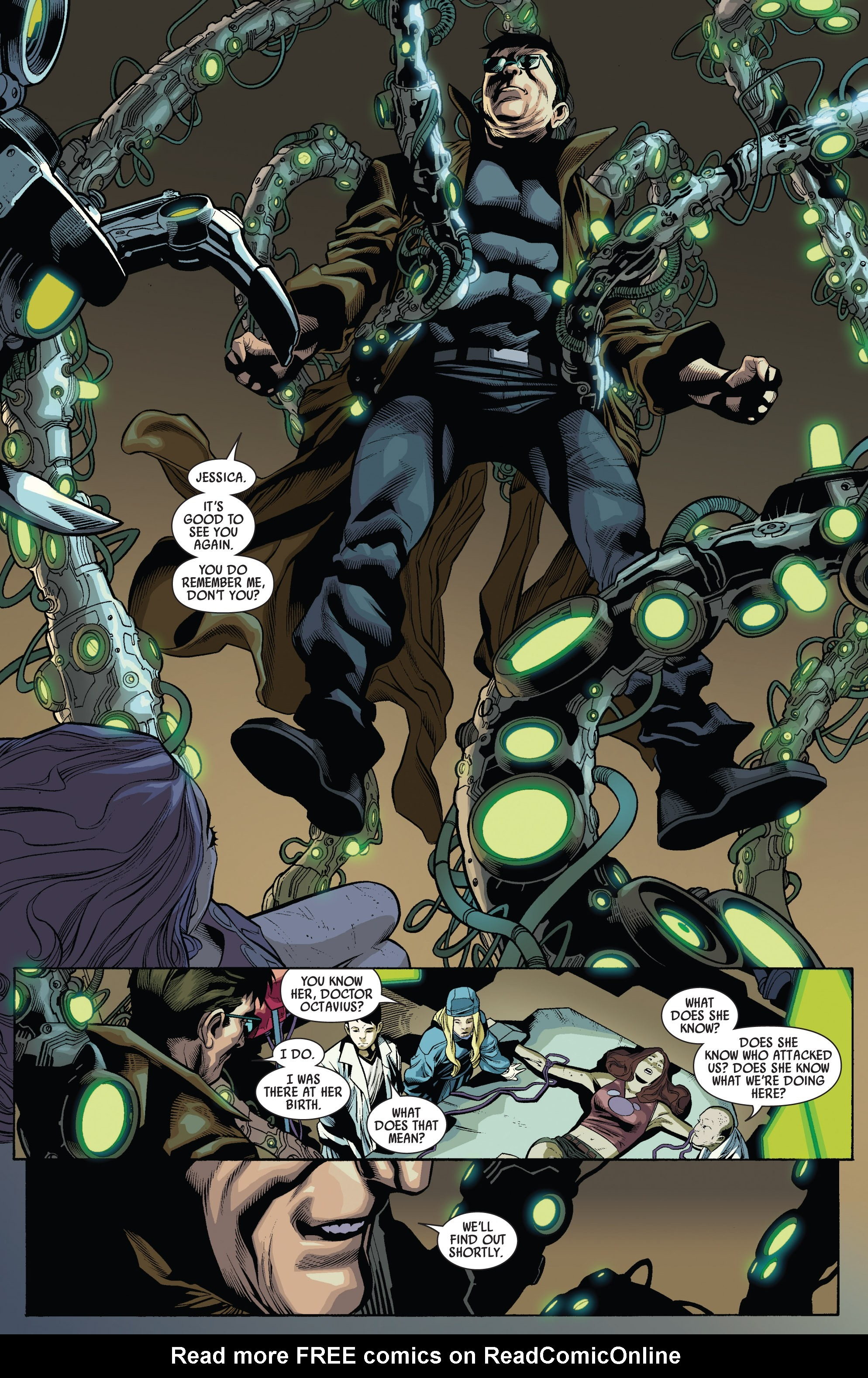 Read online Ultimate Comics Doomsday comic -  Issue # Full - 179