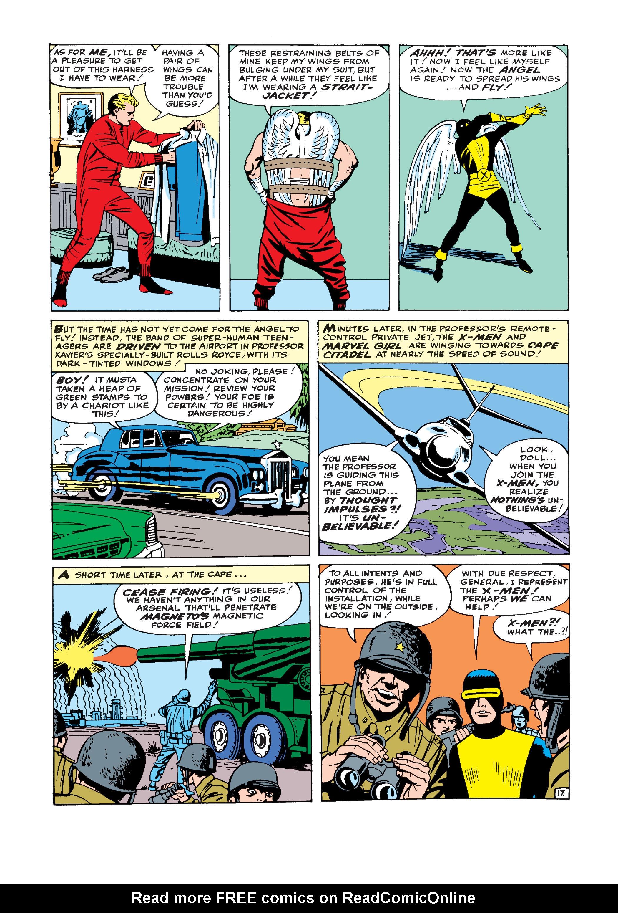 Uncanny X-Men (1963) -1 Page 17