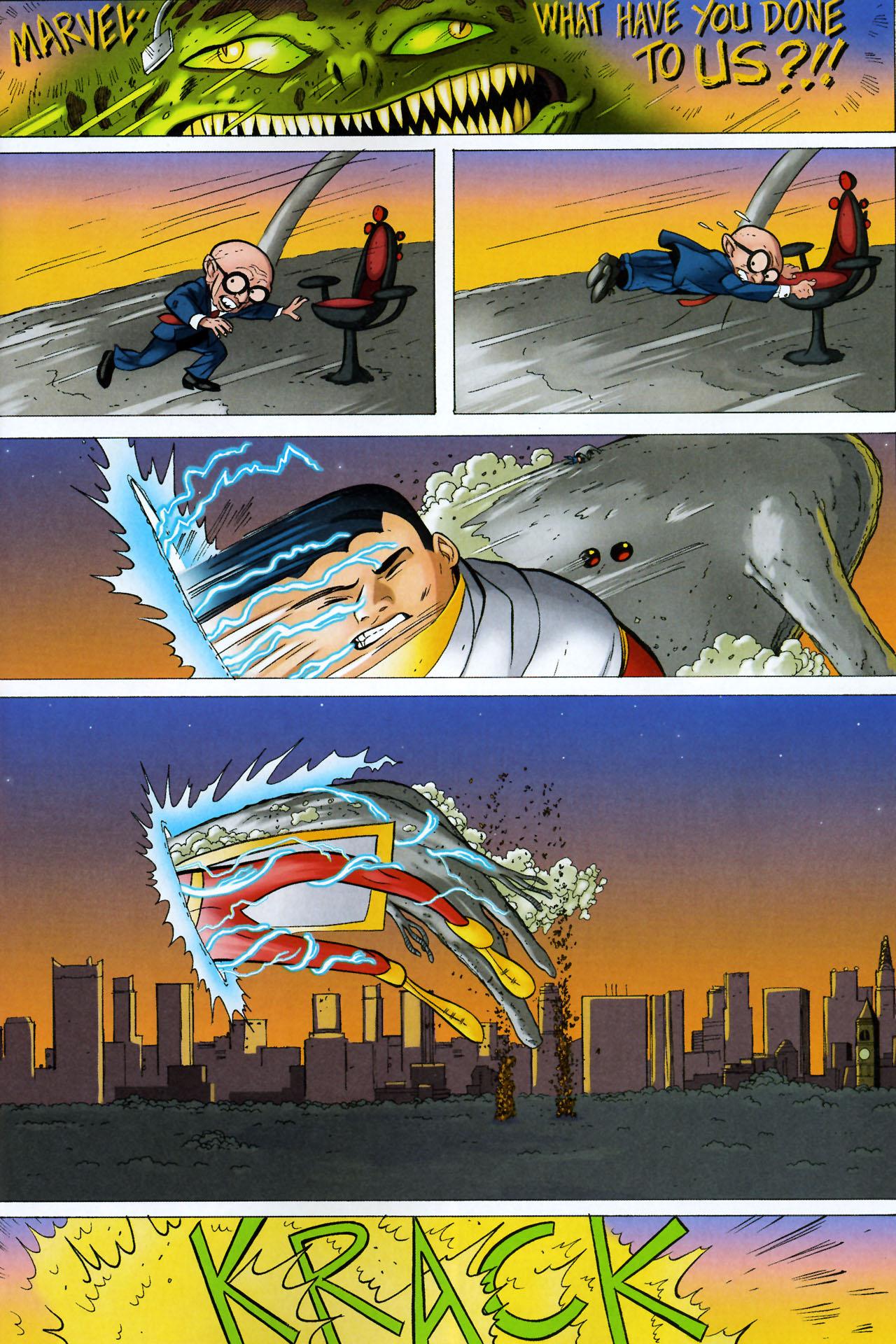 Read online Shazam!: The Monster Society of Evil comic -  Issue #4 - 38