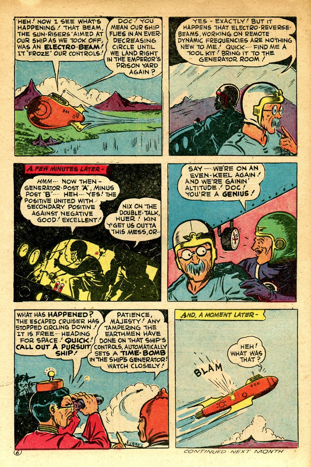 Read online Famous Funnies comic -  Issue #129 - 10