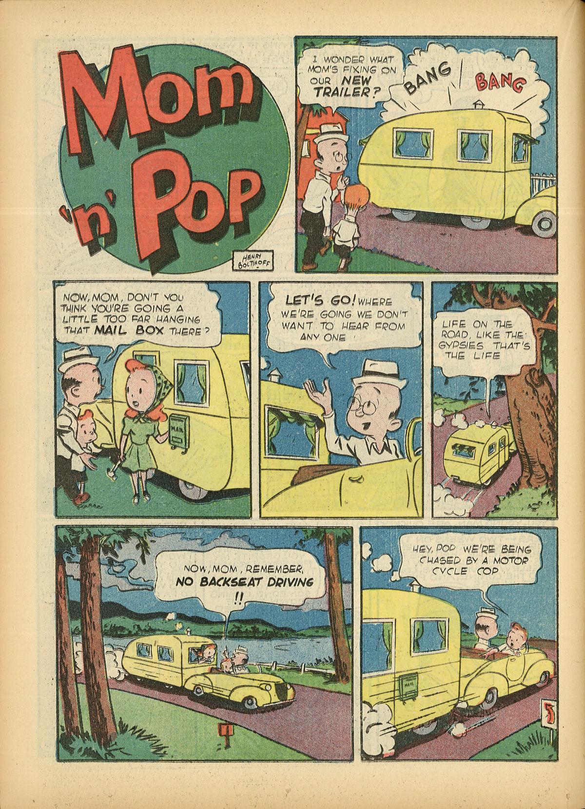 Read online Detective Comics (1937) comic -  Issue #55 - 42