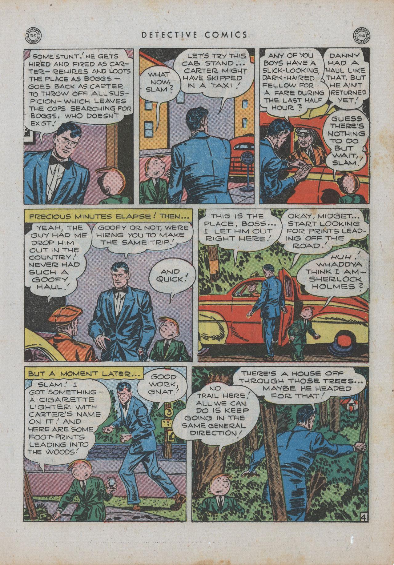 Read online Detective Comics (1937) comic -  Issue #99 - 20