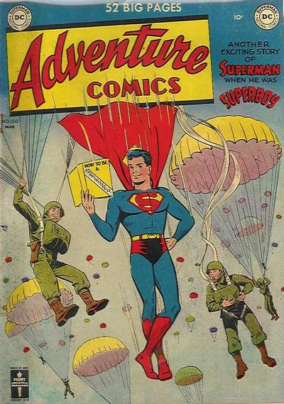 Read online Adventure Comics (1938) comic -  Issue #150 - 2