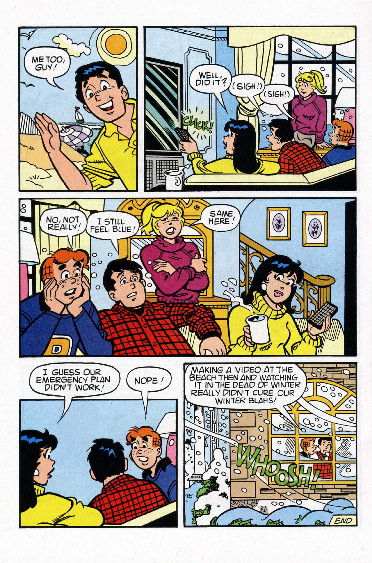 Read online Archie (1960) comic -  Issue #530 - 19