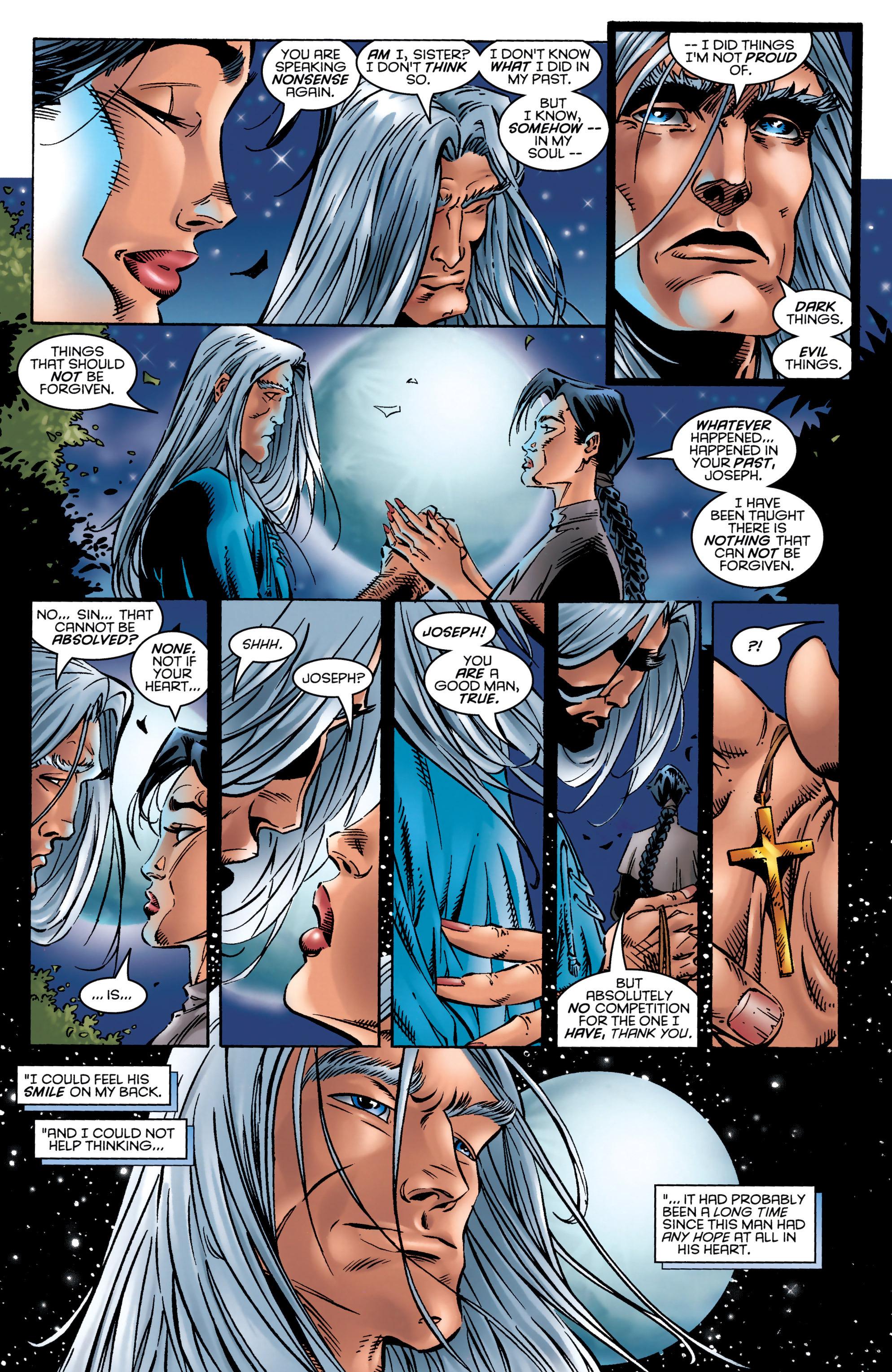 Read online Uncanny X-Men (1963) comic -  Issue #327 - 12