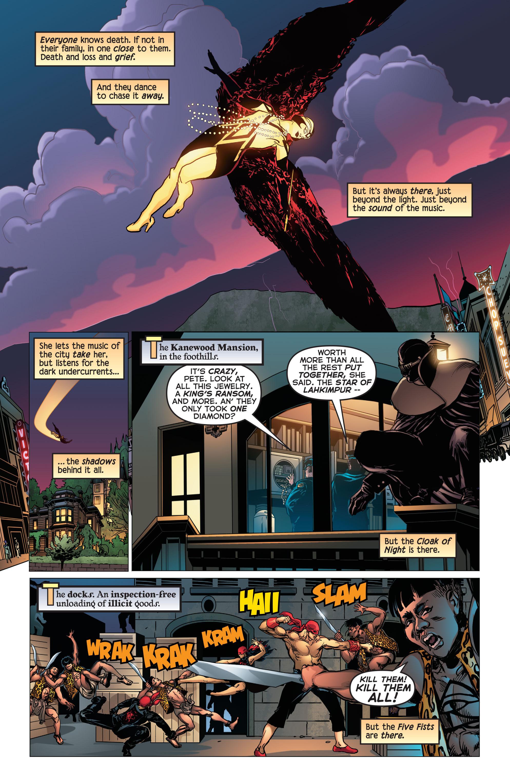 Read online Astro City comic -  Issue #38 - 10