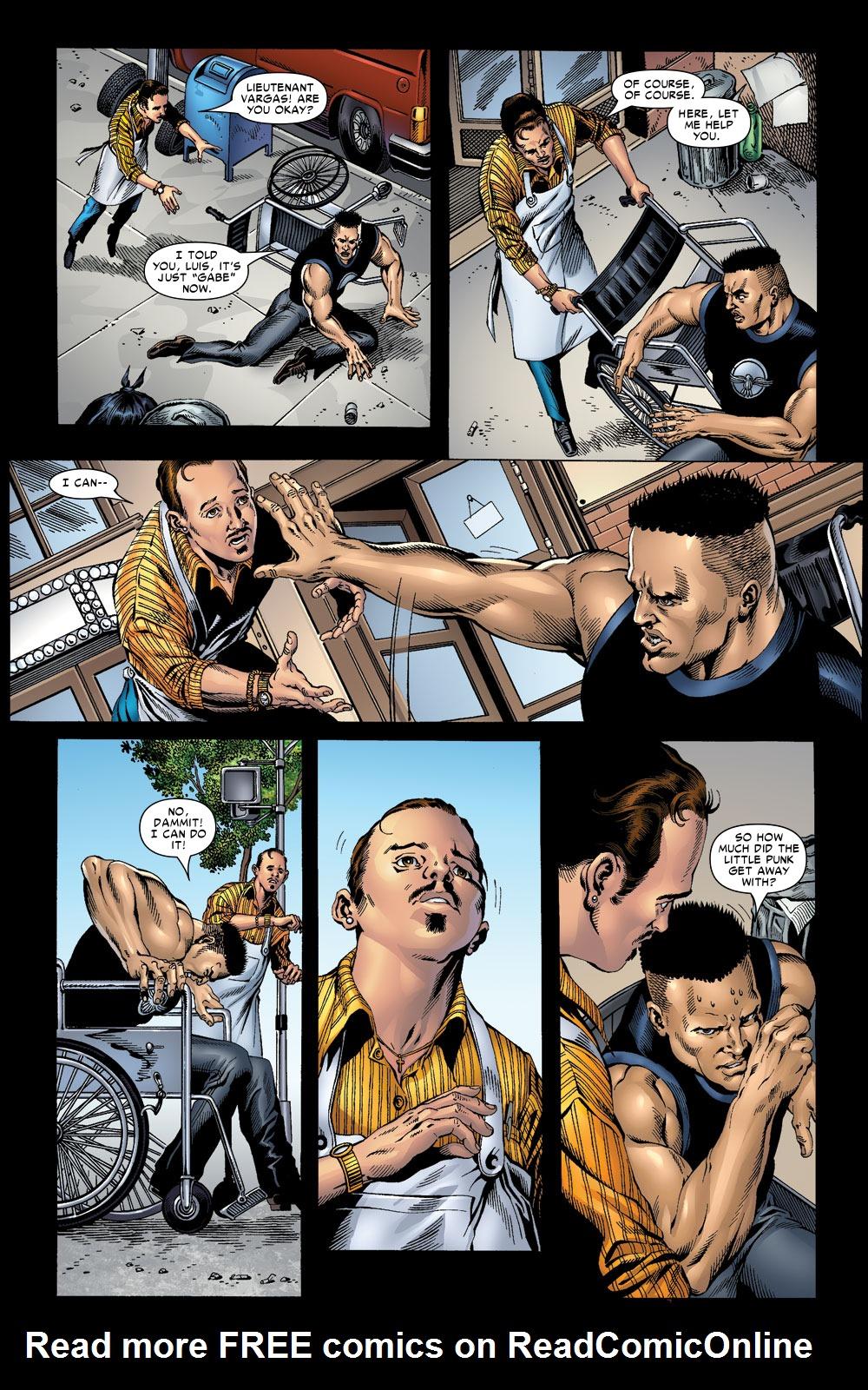 Read online Amazing Fantasy (2004) comic -  Issue #14 - 27