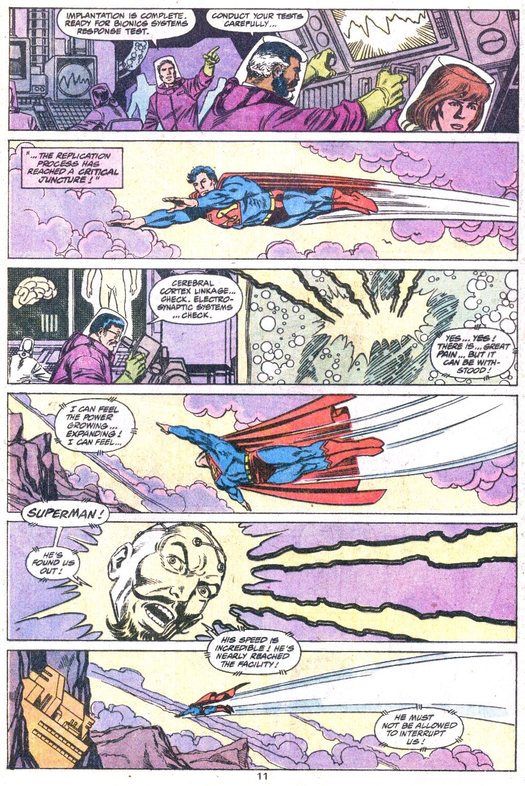 Read online Action Comics (1938) comic -  Issue #649 - 12
