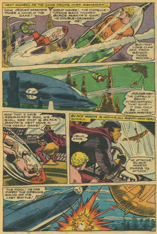 Read online Aquaman (1962) comic -  Issue #35 - 25