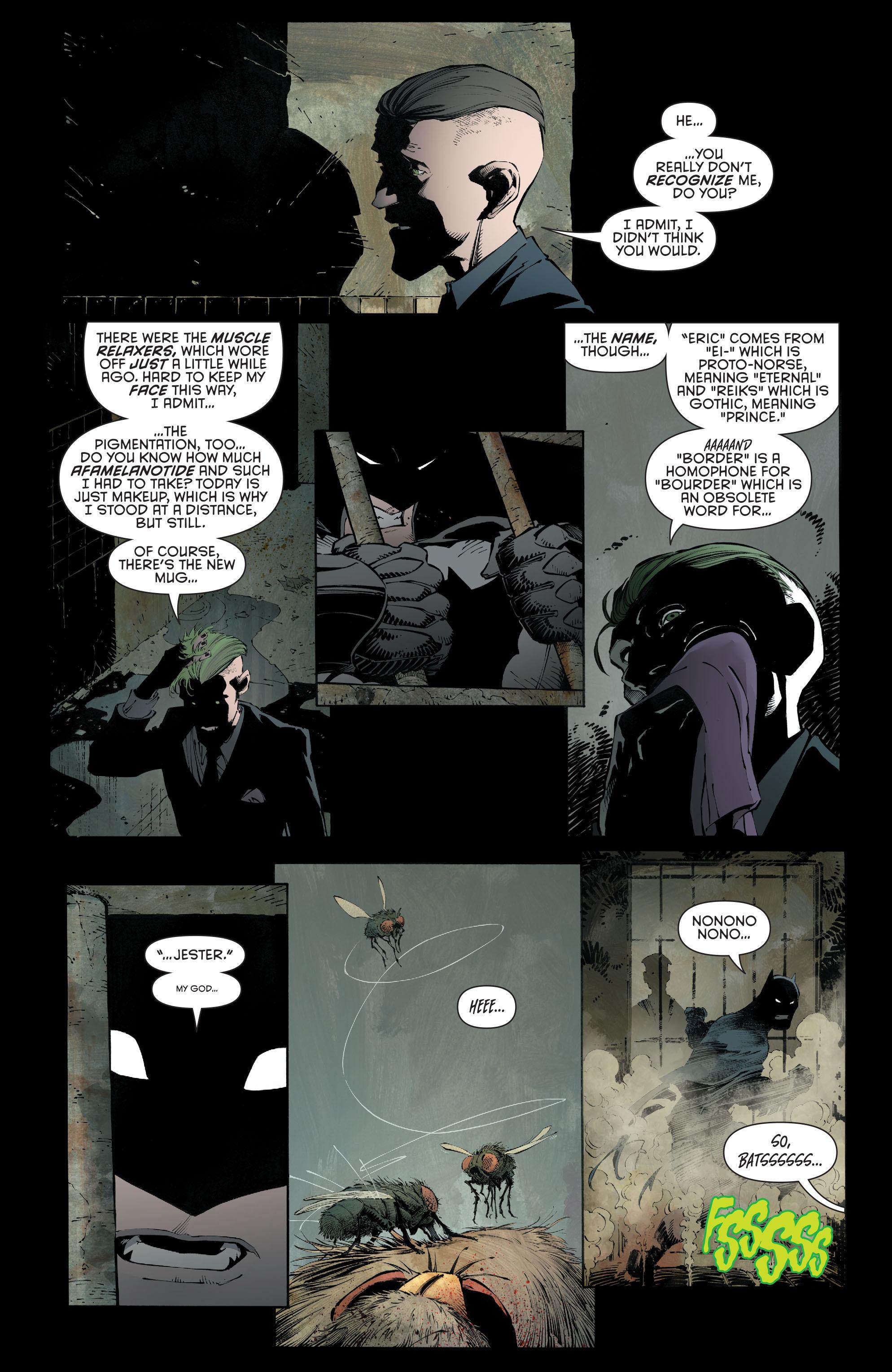 Read online Batman (2011) comic -  Issue # _TPB 7 - 47